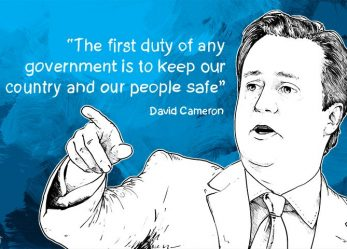 In Wake of Cameron's Proposed Anti-Encryption Scheme, Leaked U.S. Study Says Crypto Crucial for Protecting Private Data