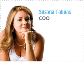 Susana Taboas - Diretora e Co-fundadora do CryptoID
