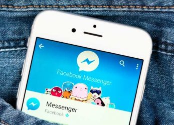 Criptografia no Facebook Messenger IOS