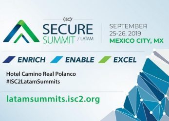 (ISC)² anuncia programação do Secure Summit LATAM 2019