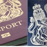 A new era dawns for the British passport