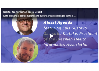 Confira entrevista de Luís  Gustavo Kiataque ao Healthcare IT News