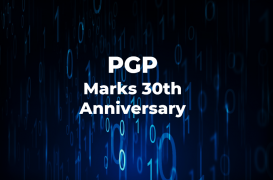 """Philip Zimmermann: """"Today marks the 30th anniversary of the release of PGP 1.0."""""""